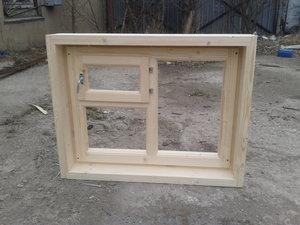 Купить деревянные окна для дачи в Туле - выгодно!
