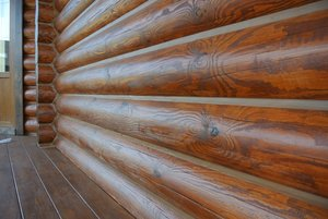 Утепление стен деревянного дома герметиком теплый шов