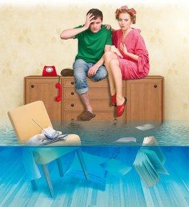 Что делать, если вас затопили??!!