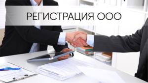 Помощь в процедуре регистрации ООО