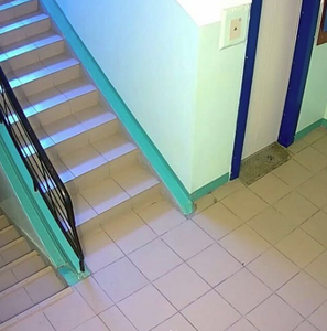 Установить видеонаблюдение у подъезда или внутри него