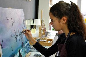 Уроки рисования для начинающих в Вологде