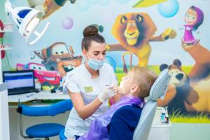 Детская стоматология в Вологде