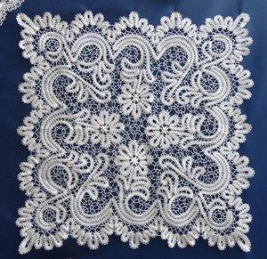 Продажа кружевной ткани в Вологде