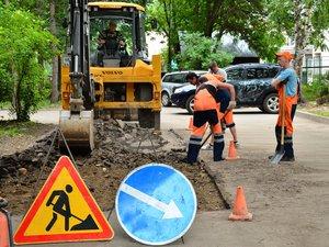 Проведение капитального ремонта дворов
