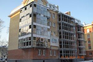Квартира в строящемся доме в Вологде