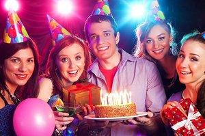 Где провести день рождения весело?