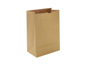 Изготовление пакетов из крафт бумаги