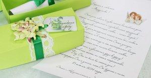 Изготовление приглашений на свадьбу на заказ