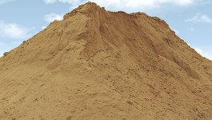 Купить песок с доставкой в Вологде
