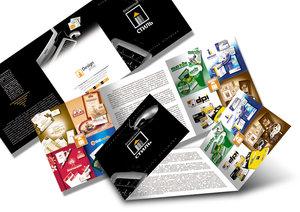 Заказать рекламный буклет в Вологде