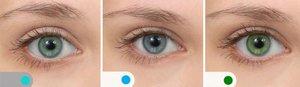 Цветные контактные линзы. Огромный выбор!