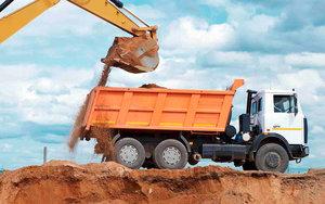 Доставка песка по Вологде в короткие сроки