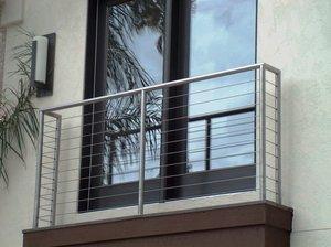 Французский балкон. Монтаж на высшем уровне!