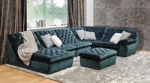 Большой выбор модульных диванов в различном стиле