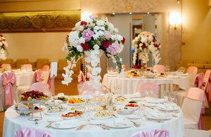Свадебный банкет в Череповце