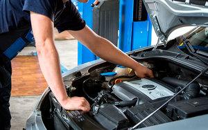 Профессиональный ремонт двигателя автомобиля