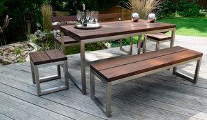 Преимущества и сфера применения стола из металла