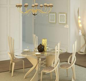 """""""Актуальный дизайн"""" - мебельная фабрика в Москве предлагает стильные обеденные столы!"""
