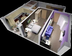 Хотите купить двухкомнатную квартиру? Мечта осуществима!