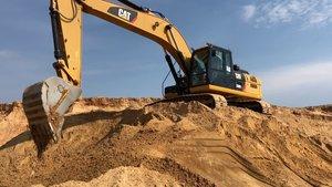 Купить песок строительный по низкой цене