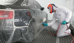 Покраска кузова авто в Череповце