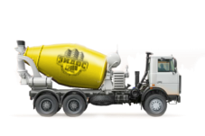Бетон на известняковом и гранитном щебне - особенности материала и сферы применения
