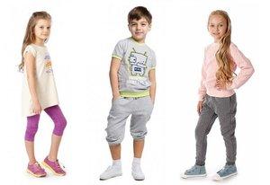 Летняя одежда для детей в Череповце