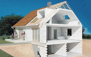 Строительство домов из газоблоков в Череповце