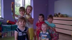 Набор в группы для детей