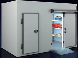 Продажа и монтаж холодильного оборудования для складов в Вологде