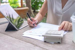 Подача декларации на налоговый вычет
