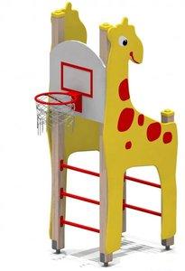 Баскетбольное кольцо - неотъемлемая часть любой площадки для игр!