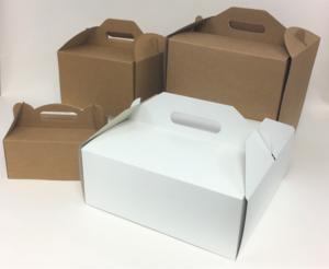 Как подобрать коробку для тортов?