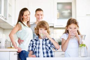 Формируем привычку пить воду у детей