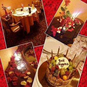 Романтический ужин - прекрасная возможность сделать важное предложение, или просто провести вечер наслаждаясь друг другом. .