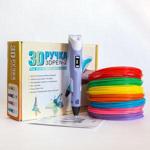 Что же такое 3D ручка? 3D ручка как подарок купить в Череповце в Игрушки Сити.
