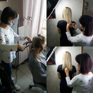 Обучение кератиновому выпрямлению и восстановлению волос в Орске