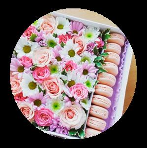 Букет со сладостями Череповец