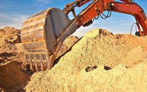 Поставки строительного песка в любых объемах в Вологде