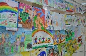 Конкурсы детских рисунков в Вологде