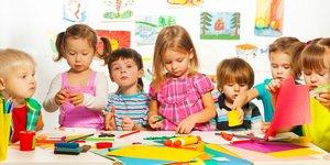 Развитием вашего ребенка в детском саду занимаются профессионалы!