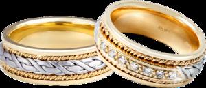 Обручальные кольца под заказ в Череповце