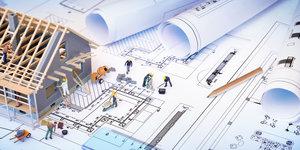 Услуги по проектированию и строительству домов