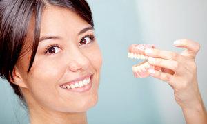 Протезирование зубов - отличный способ восстановить улыбку!