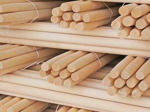Черенки для лопат разной длины и толщины на заказ