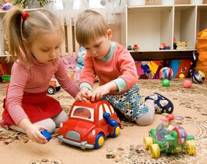 Платный детский сад для малышей от года до трех лет!