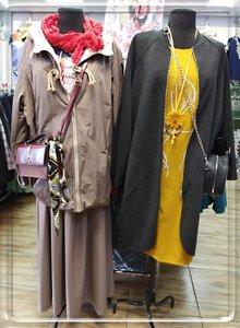 Кардиганы и куртки больших размеров в Вологде и Череповце
