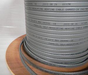 """ЭлектроЛикБез от """"Проводка"""": саморегулирующийся нагревательный кабель. Греющий кабель"""