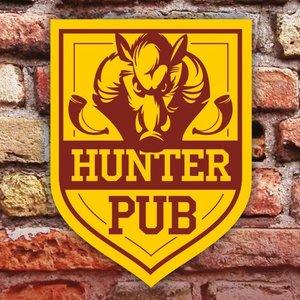 С 23 по 31 декабря новогодние корпоративы в Hunter Pub!